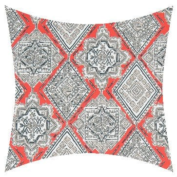 coral blu blue road main grandin pillow pillows lumbar wgbd outdoor