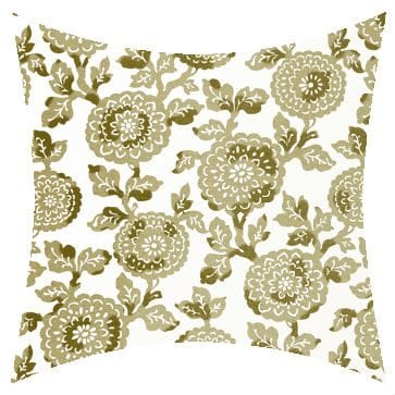 Premier Prints Outdoor Mums Beechwood Outdoor Cushion