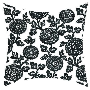 Premier Prints Outdoor Mums Cavern Outdoor Cushion
