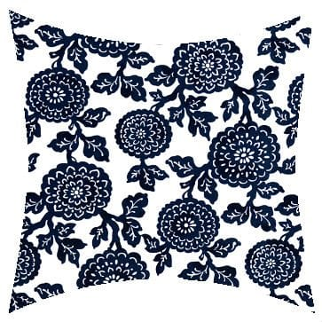 Premier Prints Outdoor Mums Oxford Outdoor Cushion