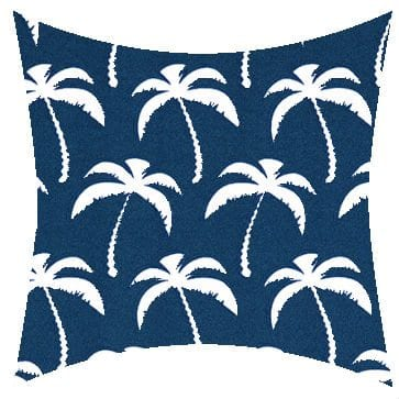 Premier Prints Outdoor Palms Oxford Outdoor Cushion