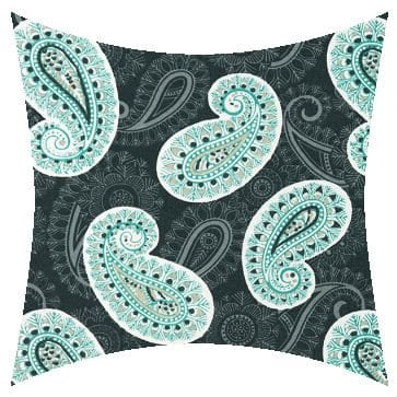 Premier Prints Outdoor Peru Ocean Outdoor Cushion