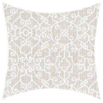 Premier Prints Outdoor Ramey Beechwood Outdoor Cushion