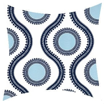 Premier Prints Outdoor Susette Oxford Outdoor Cushion