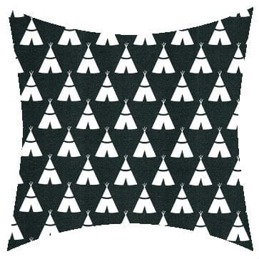 Premier Prints Outdoor Teepee Cavern Outdoor Cushion
