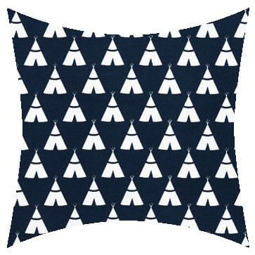 Premier Prints Outdoor Teepee Oxford Outdoor Cushion