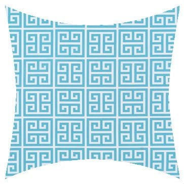 Premier Prints Outdoor Towers Ocean Outdoor Cushion
