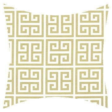 Premier Prints Outdoor Towers Sand Outdoor Cushion