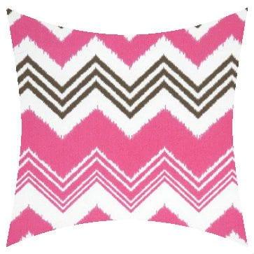 Premier Prints Outdoor Zazzle Preppy Pink Outdoor Cushion