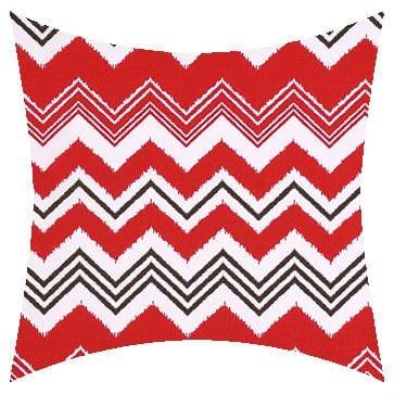 Premier Prints Outdoor Zazzle Rojo Outdoor Cushion