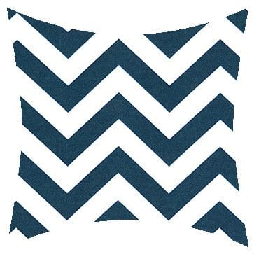Premier Prints Outdoor Zigzag Oxford Outdoor Cushion