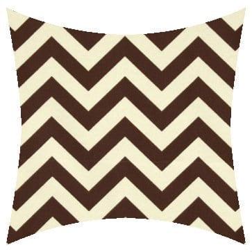 Premier Prints Outdoor Zigzag Safari Outdoor Cushion