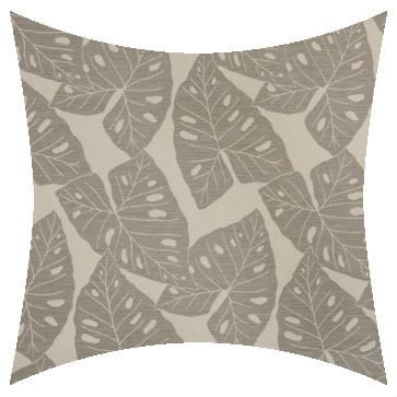 Sunbrella Radiant Slate Outdoor Cushion
