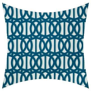 Sunbrella Reflex Regatta Outdoor Cushion