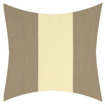 Sunbrella Regency Sand Outdoor Cushion