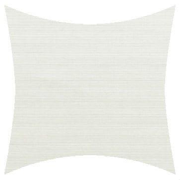 Sunbrella Rib Natural Outdoor Cushion