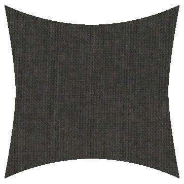 Sunbrella Shadow Charcoal Outdoor Cushion