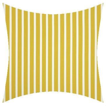 Sunbrella Shore Citron Outdoor Cushion