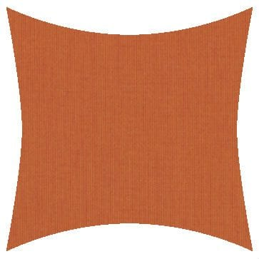Sunbrella Spectrum Cayenne Outdoor Cushion
