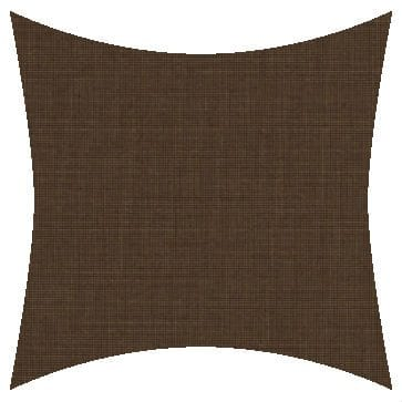 Sunbrella Spectrum Coffee Outdoor Cushion