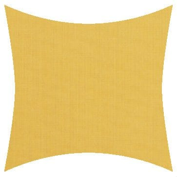 Sunbrella Spectrum Daffodil Outdoor Cushion