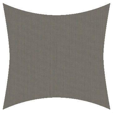 Sunbrella Spectrum Graphite Outdoor Cushion