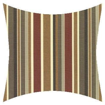 Sunbrella Brannon Redwood Outdoor Cushion