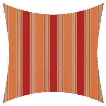 Sunbrella Bravada Salsa Outdoor Cushion
