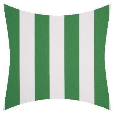 Sunbrella Cabana Emerald Outdoor Cushion