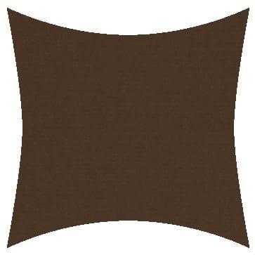 Sunbrella Canvas Bay Brown Outdoor Cushion