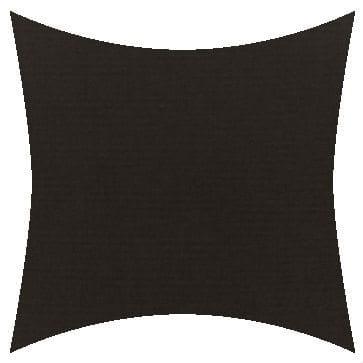 Sunbrella Canvas Black Outdoor Cushion