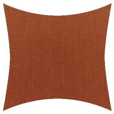 Sunbrella Canvas Brick Outdoor Cushion