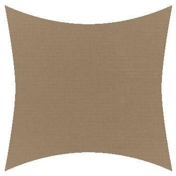 Sunbrella Canvas Camel Outdoor Cushion