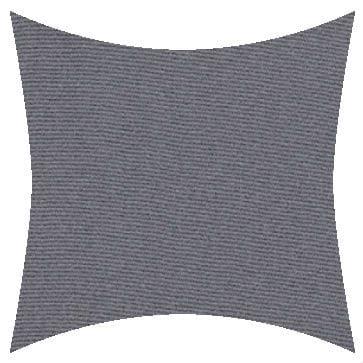 Sunbrella Canvas Charcoal Outdoor Cushion