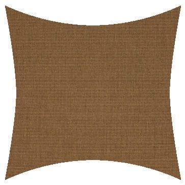Sunbrella Canvas Chestnut Outdoor Cushion