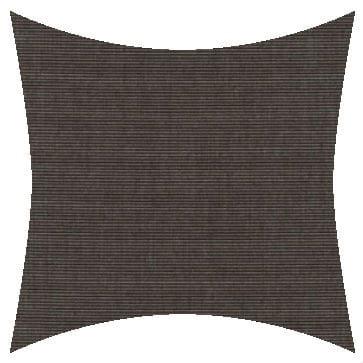 Sunbrella Canvas Coal Outdoor Cushion