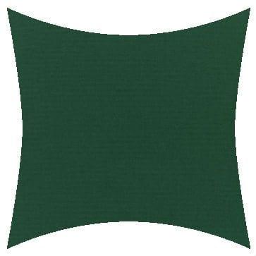 Sunbrella Canvas Forest Green Outdoor Cushion