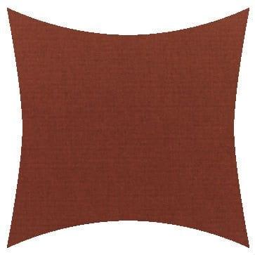 Sunbrella Canvas Henna Outdoor Cushion