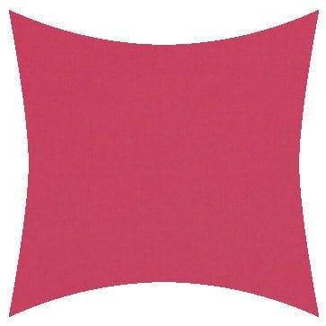 Sunbrella Canvas Hot Pink Outdoor Cushion