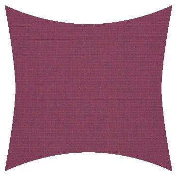 Sunbrella Canvas Iris Outdoor Cushion