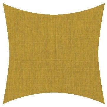 Sunbrella Canvas Maize Outdoor Cushion