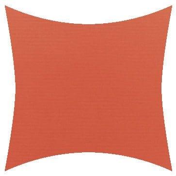 Sunbrella Canvas Melon Outdoor Cushion