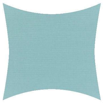 Sunbrella Canvas Mineral Blue Outdoor Cushion