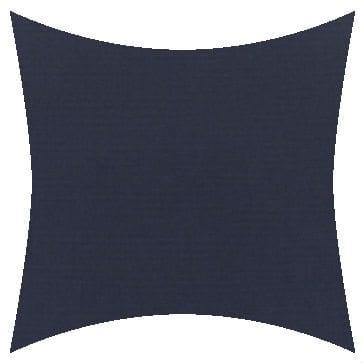 Sunbrella Canvas Navy Outdoor Cushion