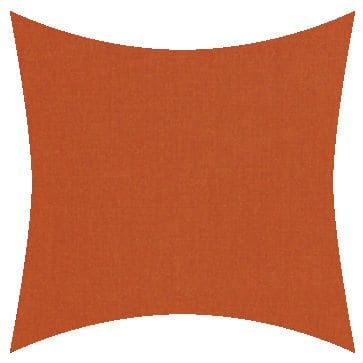 Sunbrella Canvas Rust Outdoor Cushion