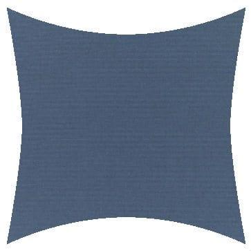 Sunbrella Canvas Sapphire Blue Outdoor Cushion