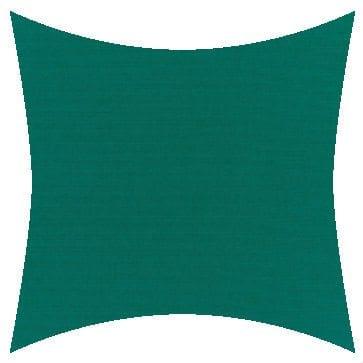 Sunbrella Canvas Teal Outdoor Cushion