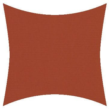 Sunbrella Canvas Terracotta Outdoor Cushion
