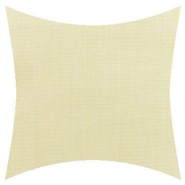 Sunbrella Canvas Vellum Outdoor Cushion