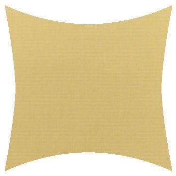 Sunbrella Canvas Wheat Outdoor Cushion
